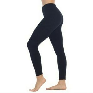 4/$30 Premium Soft Fleece Mid Rise Leggings NWOT